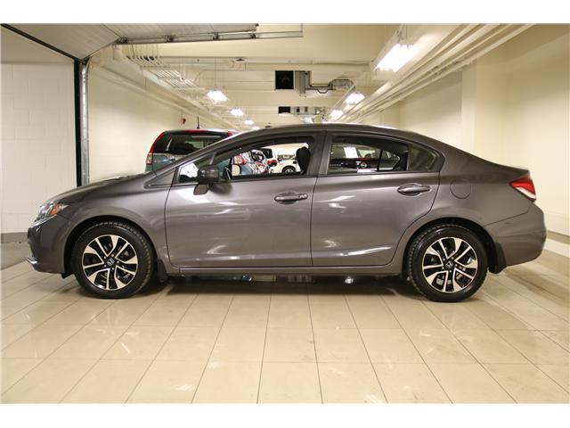 2015 Honda Civic EX (Stk: HP3140) in Toronto - Image 2 of 31
