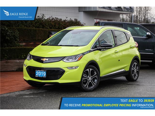 2019 Chevrolet Bolt EV Premier (Stk: 92332A) in Coquitlam - Image 1 of 17
