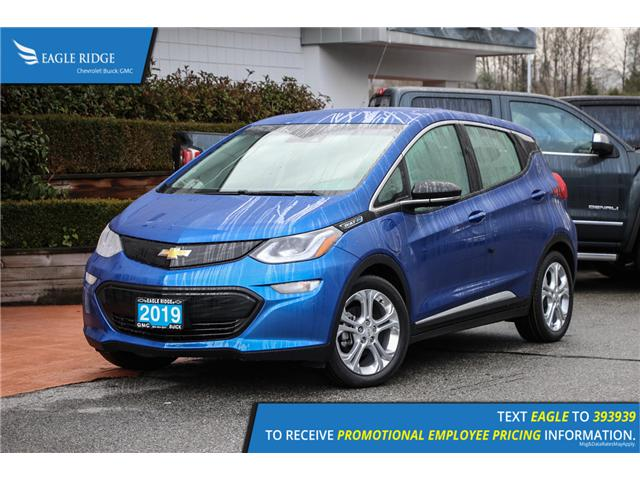 2019 Chevrolet Bolt EV LT (Stk: 92328A) in Coquitlam - Image 1 of 16
