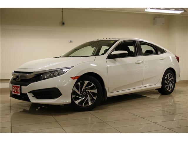 2016 Honda Civic EX (Stk: V19268A) in Toronto - Image 1 of 31
