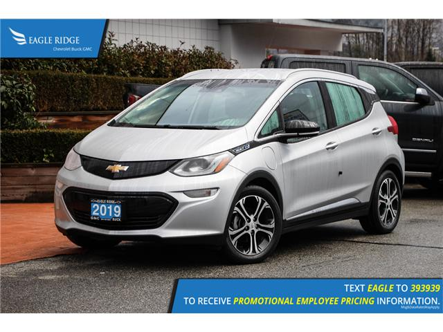 2019 Chevrolet Bolt EV Premier (Stk: 92330A) in Coquitlam - Image 1 of 17