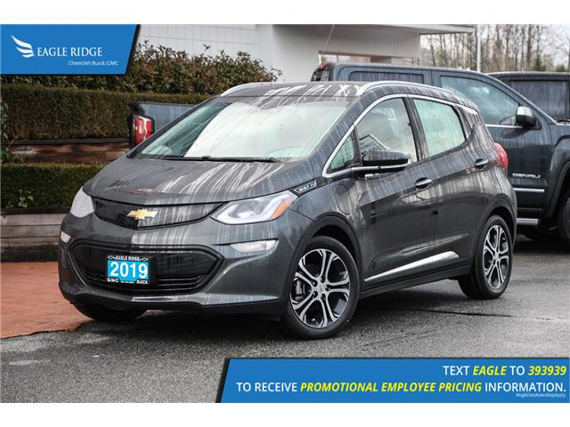2019 Chevrolet Bolt EV Premier (Stk: 92324A) in Coquitlam - Image 1 of 17