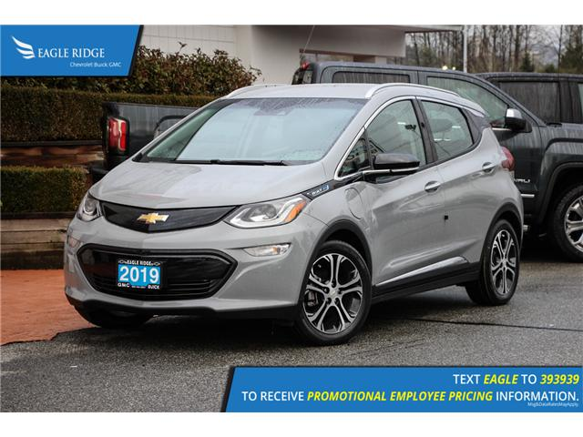 2019 Chevrolet Bolt EV Premier (Stk: 92337A) in Coquitlam - Image 1 of 17