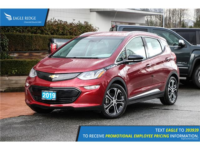 2019 Chevrolet Bolt EV Premier (Stk: 92323A) in Coquitlam - Image 1 of 17