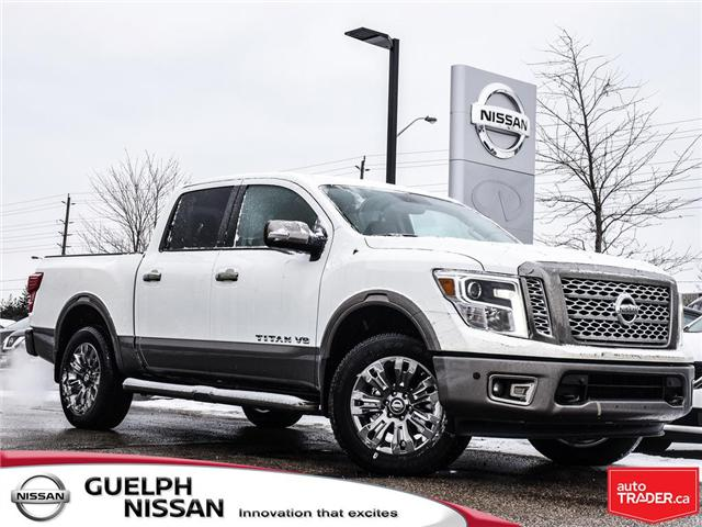 2018 Nissan Titan Platinum (Stk: N19951) in Guelph - Image 1 of 22