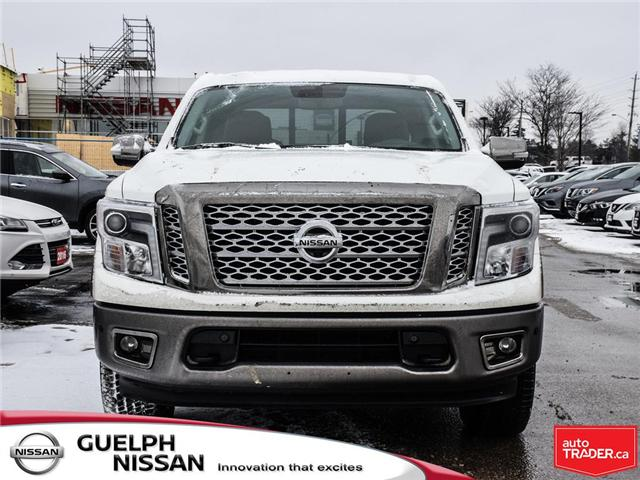 2018 Nissan Titan Platinum (Stk: N19951) in Guelph - Image 2 of 22