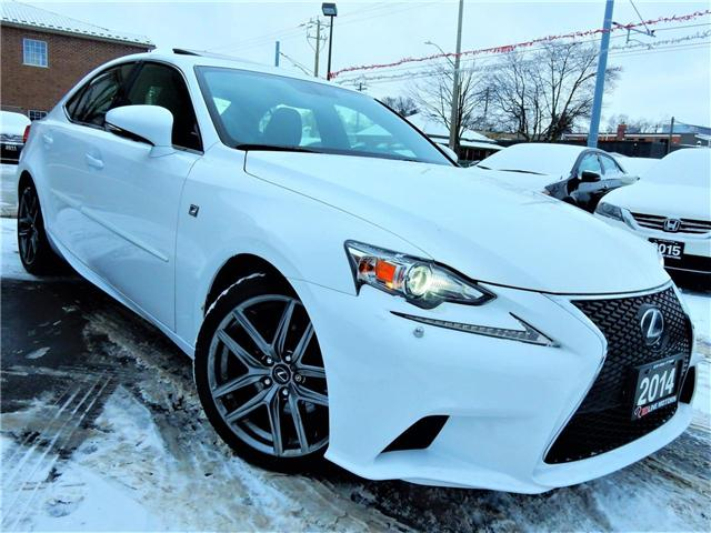 2014 Lexus IS 250 Base (Stk: JTHBF1) in Kitchener - Image 1 of 28