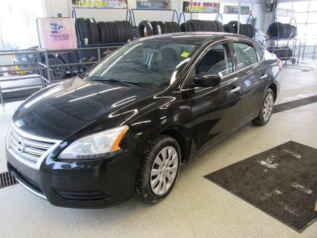 2014 Nissan Sentra 1.8 S (Stk: M2590) in Gloucester - Image 1 of 15
