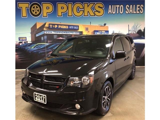 2017 Dodge Grand Caravan GT (Stk: 661810) in NORTH BAY - Image 1 of 30
