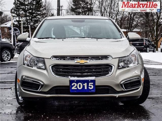 2015 Chevrolet Cruze LT-GM CERTIFIED PRE-OWNED- 1 OWNER-CLEAN! (Stk: P6283) in Markham - Image 2 of 26
