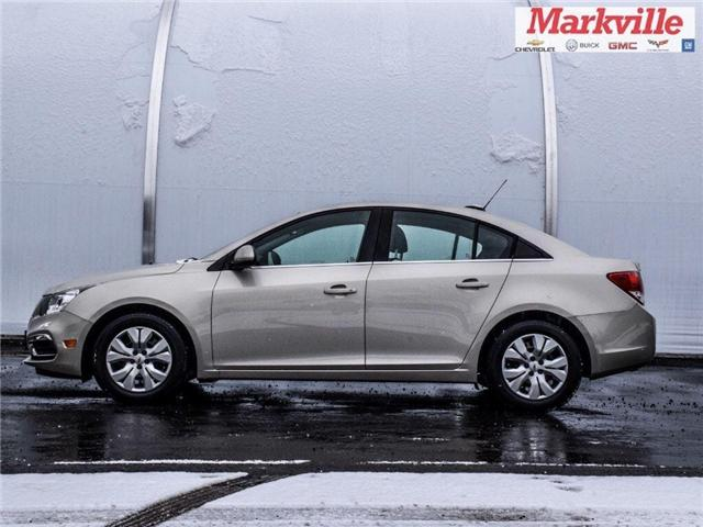 2015 Chevrolet Cruze LT-GM CERTIFIED PRE-OWNED- 1 OWNER-CLEAN! (Stk: P6283) in Markham - Image 5 of 26