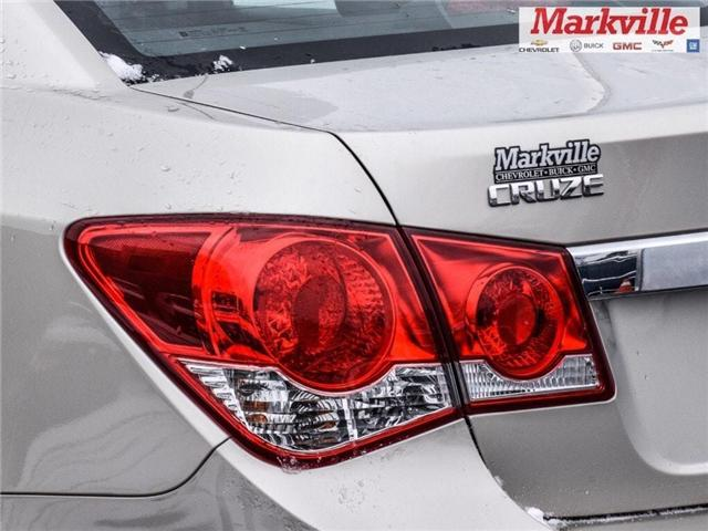 2015 Chevrolet Cruze LT-GM CERTIFIED PRE-OWNED- 1 OWNER-CLEAN! (Stk: P6283) in Markham - Image 6 of 26
