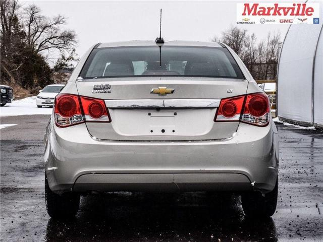 2015 Chevrolet Cruze LT-GM CERTIFIED PRE-OWNED- 1 OWNER-CLEAN! (Stk: P6283) in Markham - Image 7 of 26