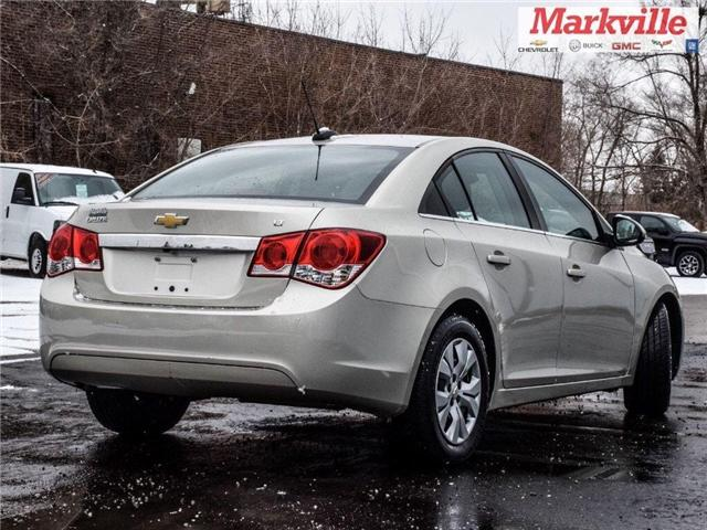 2015 Chevrolet Cruze LT-GM CERTIFIED PRE-OWNED- 1 OWNER-CLEAN! (Stk: P6283) in Markham - Image 9 of 26