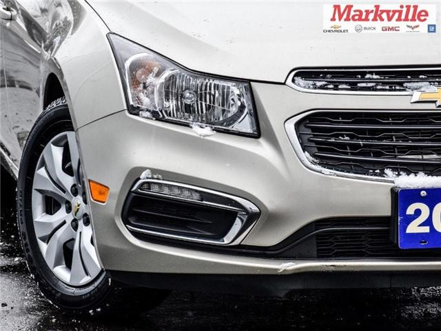 2015 Chevrolet Cruze LT-GM CERTIFIED PRE-OWNED- 1 OWNER-CLEAN! (Stk: P6283) in Markham - Image 10 of 26