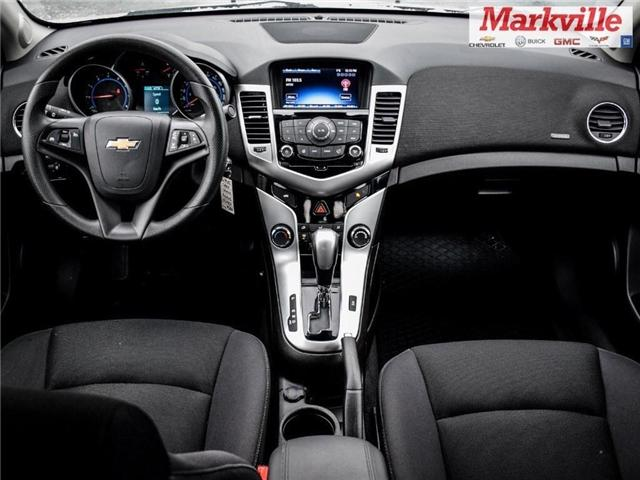 2015 Chevrolet Cruze LT-GM CERTIFIED PRE-OWNED- 1 OWNER-CLEAN! (Stk: P6283) in Markham - Image 20 of 26