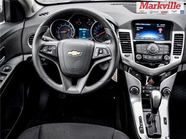 2015 Chevrolet Cruze LT-GM CERTIFIED PRE-OWNED- 1 OWNER-CLEAN! (Stk: P6283) in Markham - Image 21 of 26
