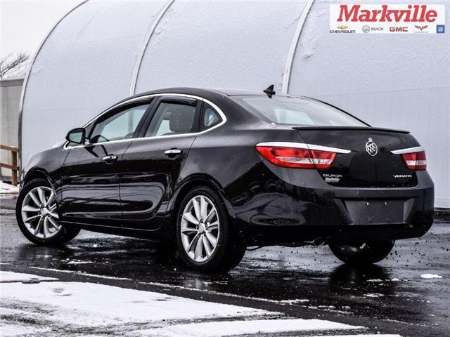 2012 Buick Verano LEATHER EDN-GM CERTIFIED PRE-OWNED-1 OWNER-CLEAN! (Stk: 245863A) in Markham - Image 5 of 24