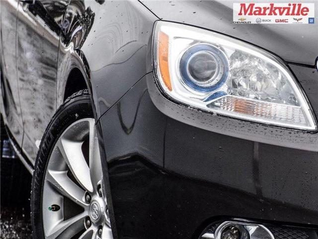 2012 Buick Verano LEATHER EDN-GM CERTIFIED PRE-OWNED-1 OWNER-CLEAN! (Stk: 245863A) in Markham - Image 9 of 24