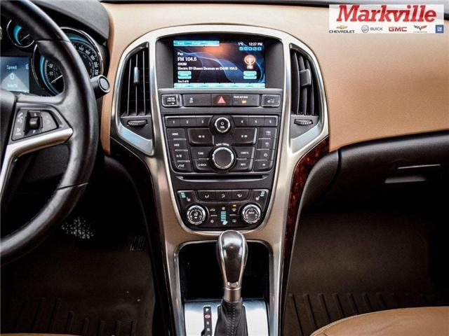 2012 Buick Verano LEATHER EDN-GM CERTIFIED PRE-OWNED-1 OWNER-CLEAN! (Stk: 245863A) in Markham - Image 14 of 24