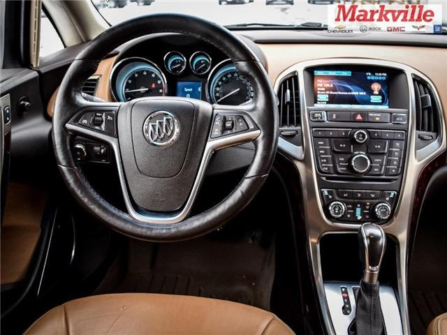 2012 Buick Verano LEATHER EDN-GM CERTIFIED PRE-OWNED-1 OWNER-CLEAN! (Stk: 245863A) in Markham - Image 18 of 24