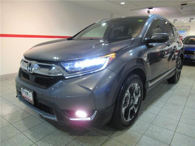 2017 Honda CR-V Touring, HONDA CERTIFIED (Stk: 9103508A) in Brampton - Image 1 of 24