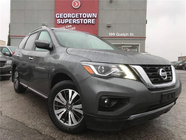 2017 Nissan Pathfinder SV | 4X4 | BACK UP CAM | HEATED SEATS (Stk: DR365) in Georgetown - Image 2 of 30
