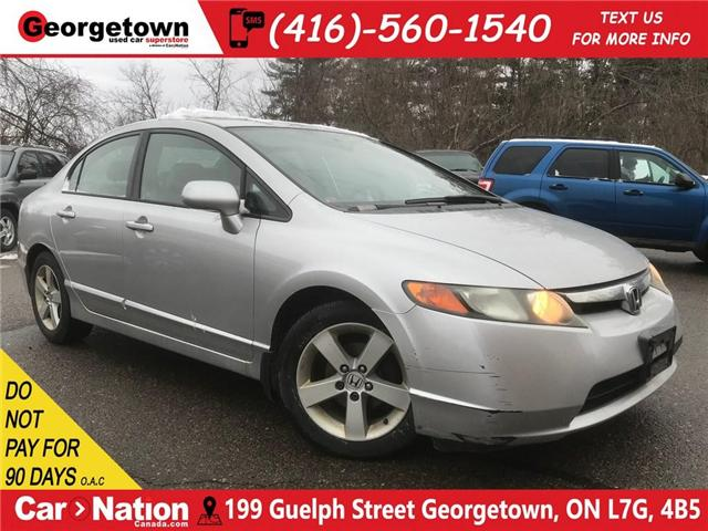 2006 Honda Civic EX | YOU CERTIFY YOU SAVE | AS-IS SPECIAL (Stk: SR19079A) in Georgetown - Image 1 of 25
