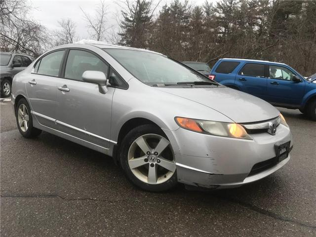 2006 Honda Civic EX | YOU CERTIFY YOU SAVE | AS-IS SPECIAL (Stk: SR19079A) in Georgetown - Image 2 of 25