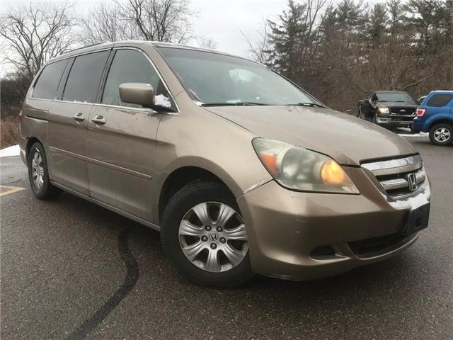 2005 Honda Odyssey EX| 8 PASS | ALLOY RIMS| YOU CERTIFY YOU SAVE (Stk: P11577B) in Georgetown - Image 2 of 25