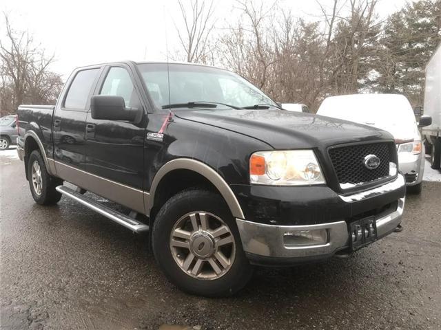 2005 Ford F-150 Lariat | YOU CERTIFY YOU SAVE | AS IS SPECIAL (Stk: P11463A) in Georgetown - Image 2 of 30