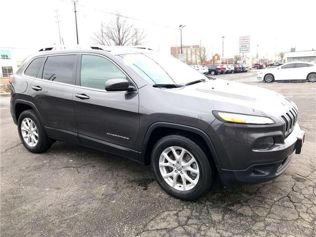2016 Jeep Cherokee North (Stk: 44680) in Windsor - Image 1 of 11