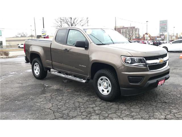 2015 Chevrolet Colorado WT (Stk: 19503A) in Windsor - Image 2 of 11