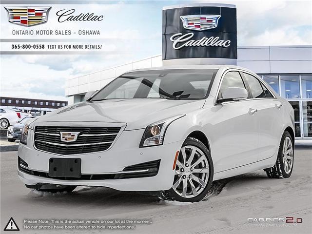 2018 Cadillac ATS 2.0L Turbo Luxury (Stk: 12369A) in Oshawa - Image 1 of 33