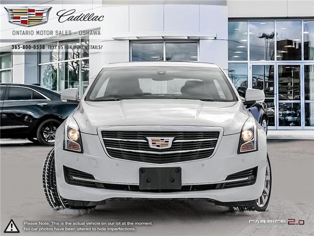 2018 Cadillac ATS 2.0L Turbo Luxury (Stk: 12369A) in Oshawa - Image 2 of 33