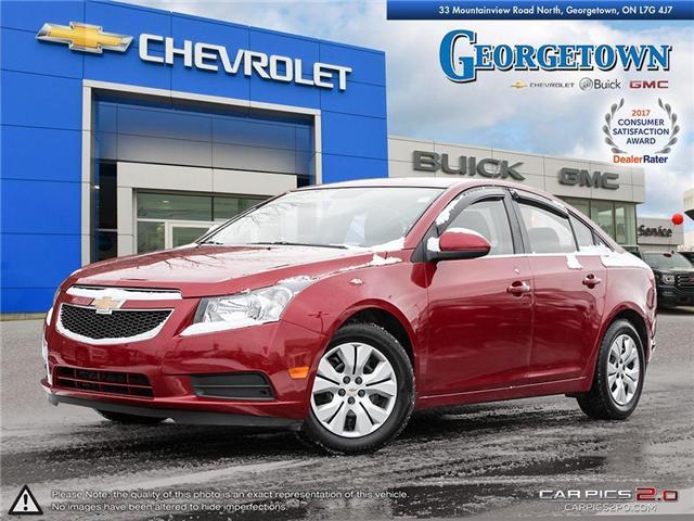 2014 Chevrolet Cruze 1LT (Stk: 28840) in Georgetown - Image 1 of 27