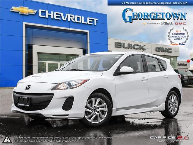 2013 Mazda Mazda3 GS-SKY (Stk: 28870) in Georgetown - Image 1 of 27