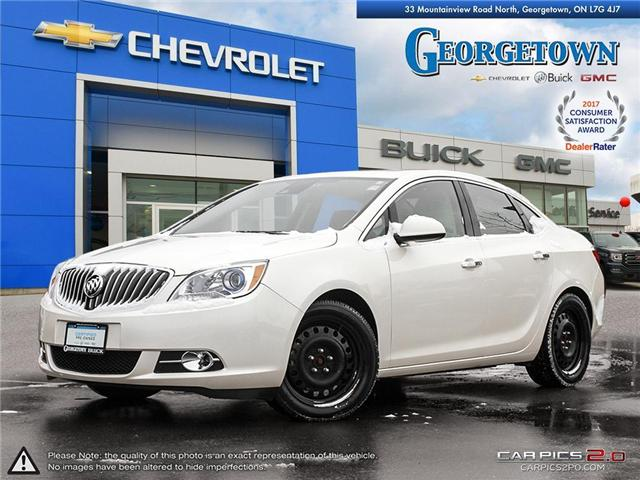 2016 Buick Verano Leather (Stk: 21588) in Georgetown - Image 1 of 27