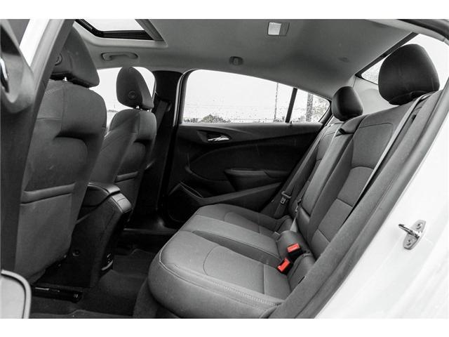 2017 Chevrolet Cruze LT Auto (Stk: 7773PR) in Mississauga - Image 19 of 21