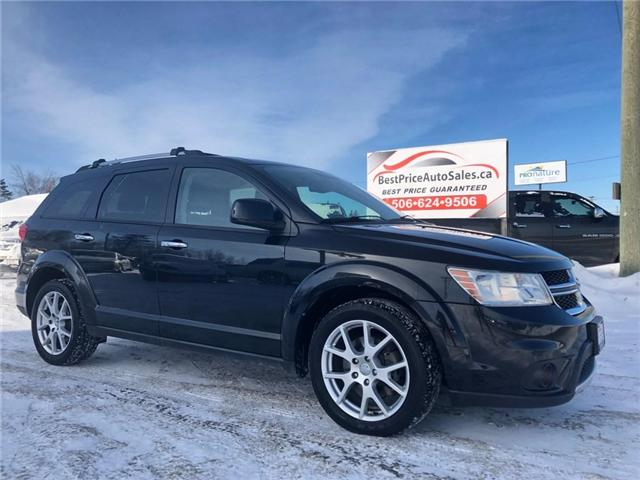 2013 Dodge Journey  (Stk: A2784) in Miramichi - Image 1 of 29