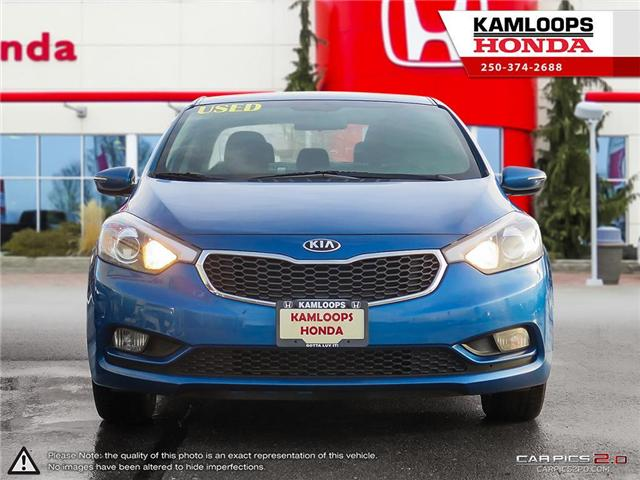2014 Kia Forte 1.8L LX+ (Stk: 14277B) in Kamloops - Image 2 of 25