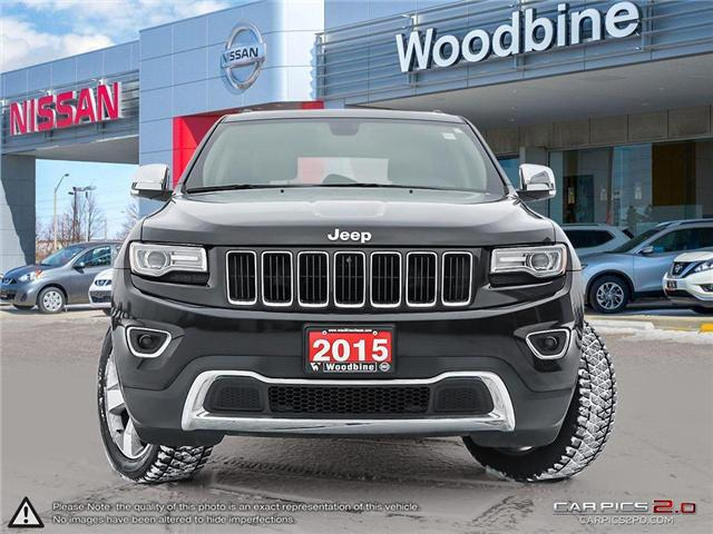 2015 Jeep Grand Cherokee Limited (Stk: P7168A) in Etobicoke - Image 2 of 19