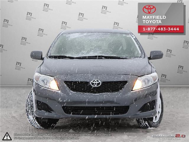 2009 Toyota Corolla CE (Stk: 190295A) in Edmonton - Image 2 of 22