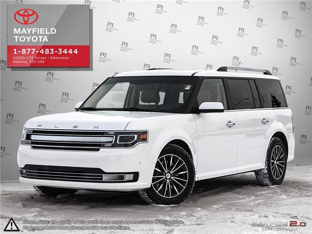 2013 Ford Flex Limited (Stk: 190609A) in Edmonton - Image 1 of 22
