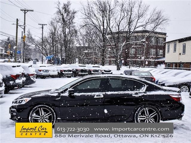 2016 Honda Accord Sport (Stk: 808688) in Ottawa - Image 5 of 29