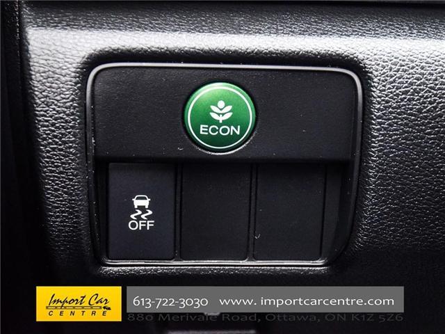 2016 Honda Accord Sport (Stk: 808688) in Ottawa - Image 8 of 29