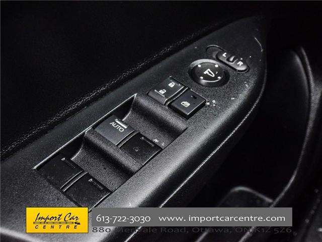 2016 Honda Accord Sport (Stk: 808688) in Ottawa - Image 9 of 29
