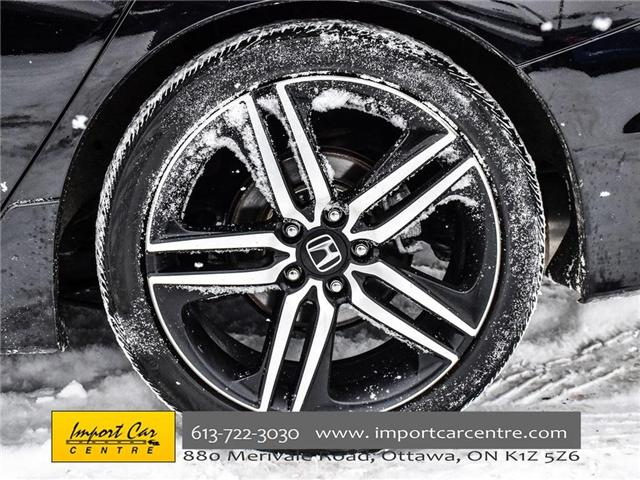 2016 Honda Accord Sport (Stk: 808688) in Ottawa - Image 18 of 29
