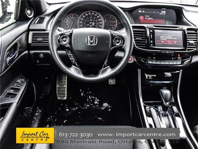 2016 Honda Accord Sport (Stk: 808688) in Ottawa - Image 27 of 29