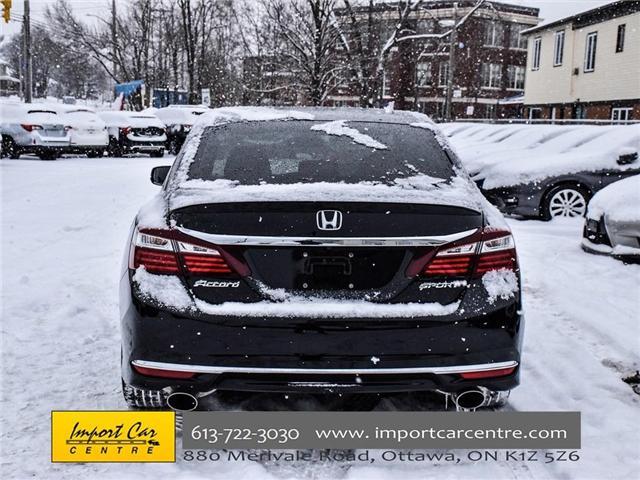 2016 Honda Accord Sport (Stk: 808688) in Ottawa - Image 29 of 29